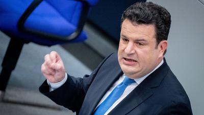 Arbeitsminister Hubertus Heil will gegen Billiglöhne in der Plattformökonomie angehen.