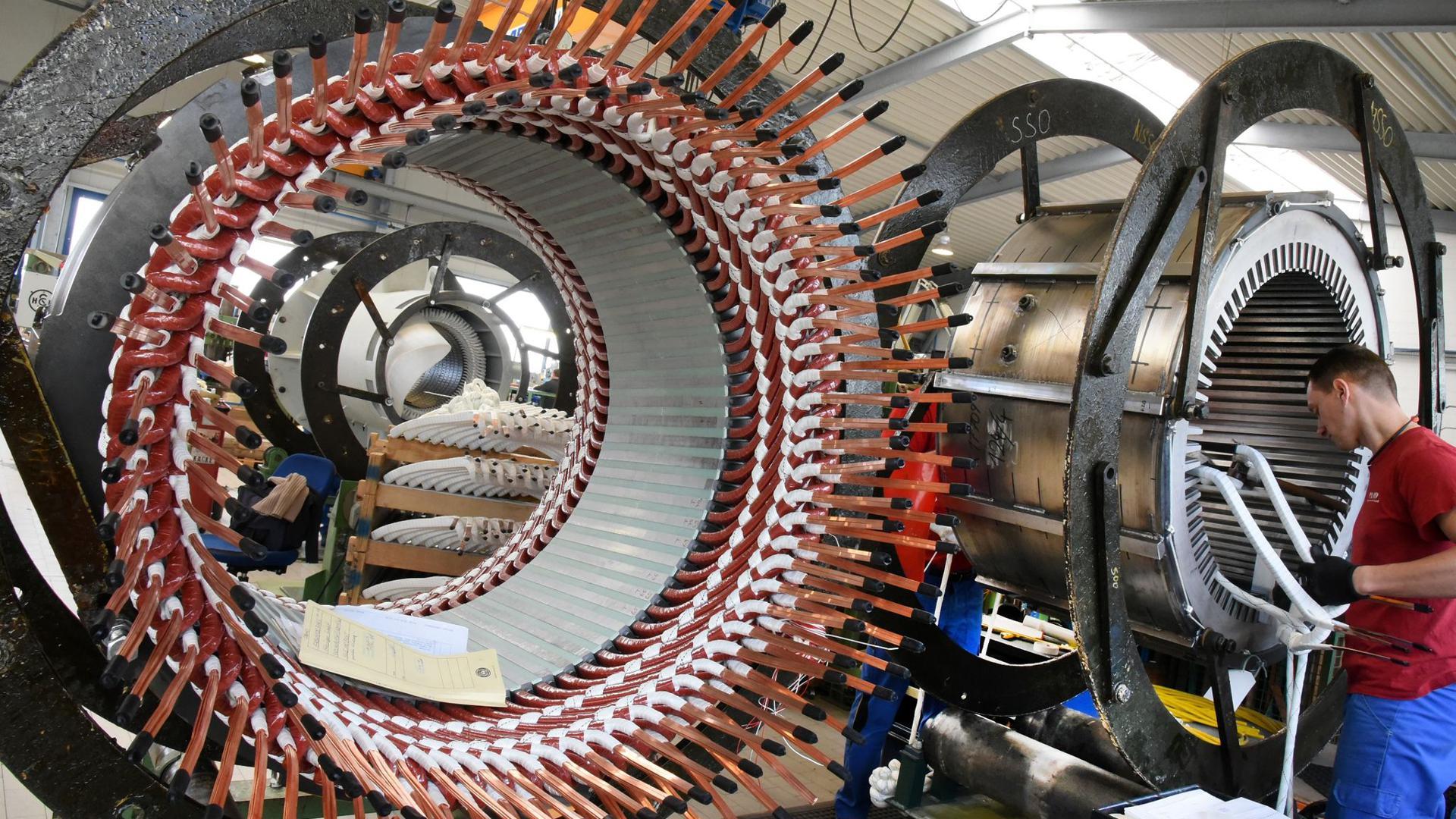 Die Maschinenbauer in Deutschland, Österreich und der Schweiz verlieren laut einer Studie der Unternehmensberatung Bain International an Boden.