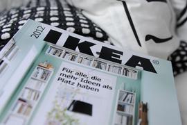 Nach 70 Jahren verzichtet der Möbelhändler Ikea künftig auf seinen gedruckten Katalog.