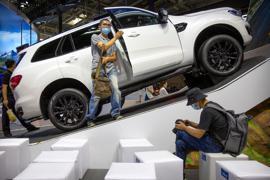 Mit der chinesischen Autoindustrie geht es offenbar nach der Corona-Pandemie in Lande wieder aufwärts.
