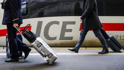 Die Regierung erlaubt der Deutschen Bahn angesichts der Corona-Krise höhere Schulden.