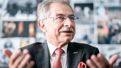 Dieter Kempf, Präsident des Bundesverbandes der Deutschen Industrie (BDI).
