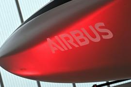 Bei Airbus wurde 2020 mehr bestellt als abgesagt.