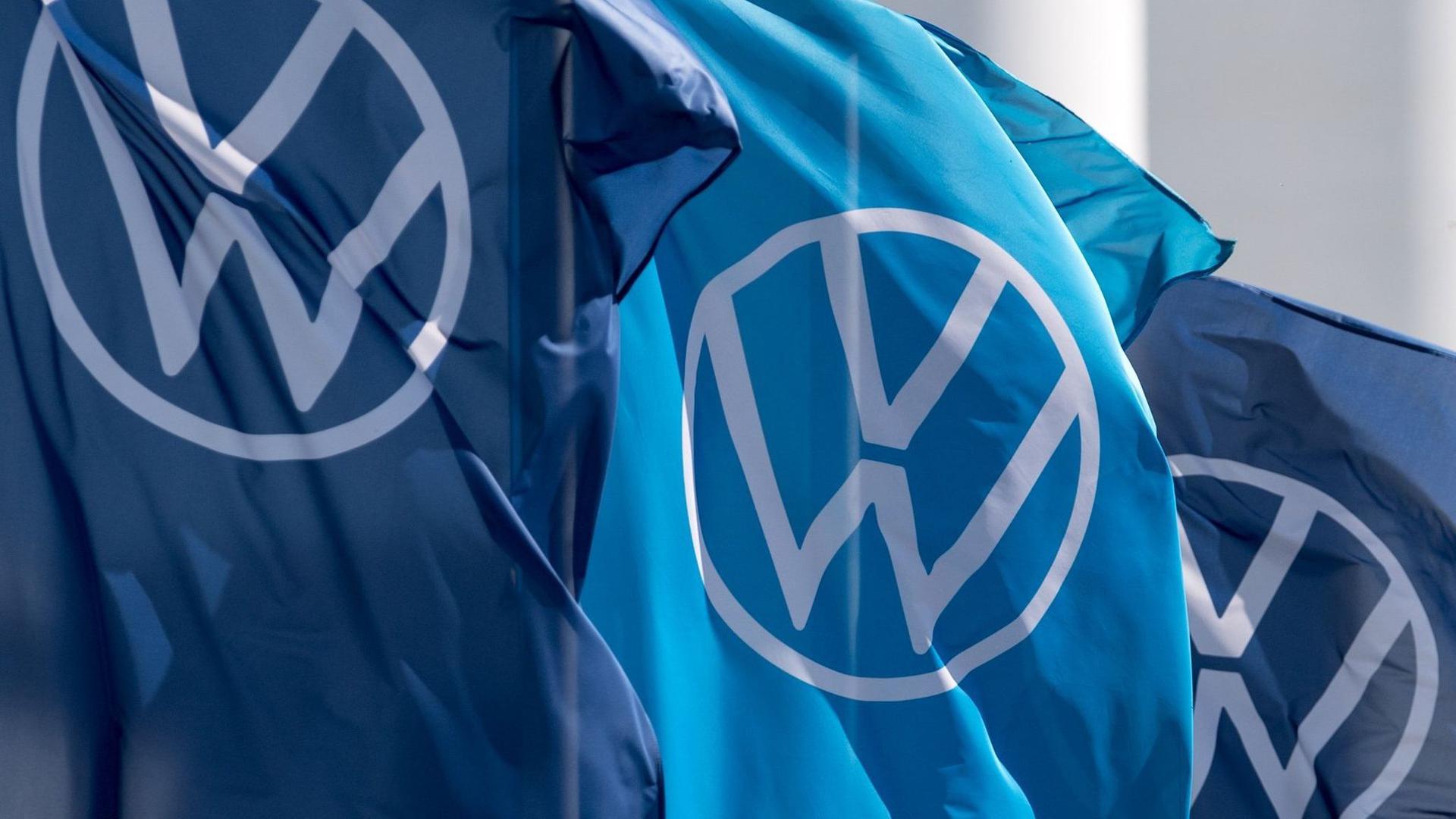 Die Corona-Krise hat den Verkäufen des Volkswagen-Konzerns 2020 - außer bei E-Fahrzeugen einen kräftigen Dämpfer verpasst.