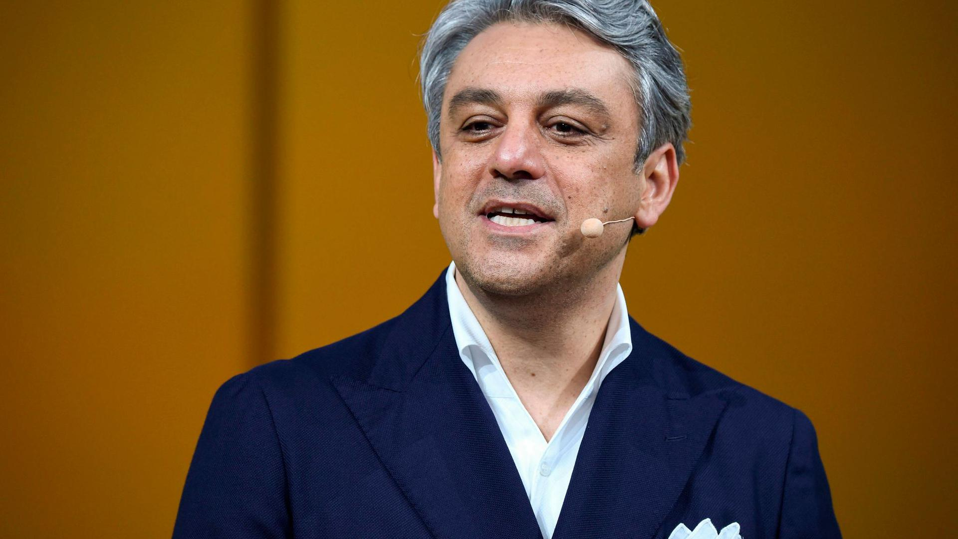 Luca de Meo ist seit gut einem halben Jahr Generaldirektor von Renault.