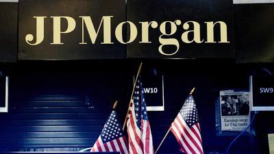 Gut durch die Corona-Krise gekommen:Die  US-Bank JPMorgan Chase.