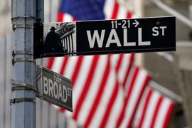 Die Anleger an der New Yorker Börse reagieren mit Kursgewinnen auf die Vereidigung des neuen US-Präsidenten.