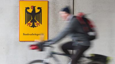 Vor dem Bundesarbeitsgericht hat eine Abteilungsleiterin aus Niedersachsen geklagt.