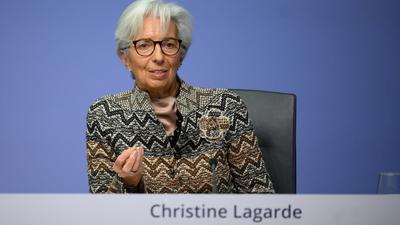 Nach dem Willen von EZB-Präsidentin Lagarde soll die Notenbank eine gewichtigere Rolle im Kampf gegen den Klimawandel spielen.