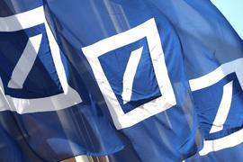 Die Deutsche Bank weist für das vergangene Jahr 624 Millionen Euro Überschuss aus.