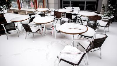 Restaurants erhalten weiterhin keinerlei Öffnungsperspektive von Bund und Ländern.