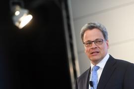 Seit Januar im Amt: Commerzbank-Chef Manfred Knof.