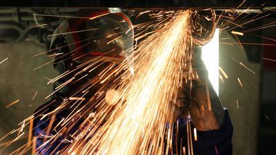 Im Corona-Jahr 2020 haben die Maschinenbauer den heftigsten Auftragsrückgang seit der Finanzkrise verzeichnet.