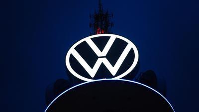 Bei Volkswagen stehen weitere Warnstreiks der IG Metall an.