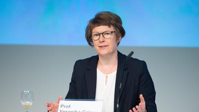 """""""Es ist utopisch zu glauben, dass die batteriegestützte Elektromobilität die alleinige Lösung sein wird"""", sagt Professorin Veronika Grimm."""