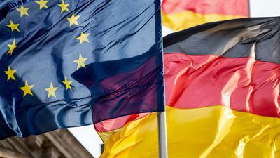 Deutschland rechnet mit Zuschüssen in Höhe von netto fast 26 Milliarden Euro aus dem Topf des Corona-Wiederaufbaufonds.