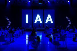 Ungeachtet der Absage des Oktoberfests soll die Internationale Automobilausstellung IAA im September in München wie geplant stattfinden.