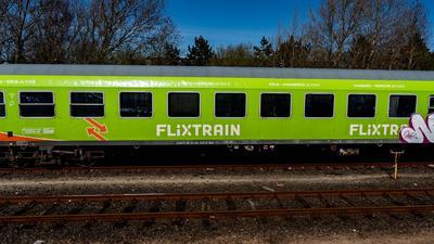 Flixtrain erweitert in den nächsten Wochen die Verbindungen in Deutschland.