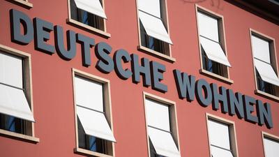 Der Immobilienkonzern Deutsche Wohnen ist dank höherer Mieten mit mehr Gewinn in das neue Jahr gestartet.