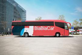 Auf stark frequentierten Strecken hat Blablacar sein Angebot ausgebaut.