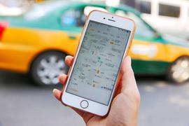 In seinem Heimatmarkt Cina setzte sich Didi in einem erbitterten Preiskampf gegen Uber durch.