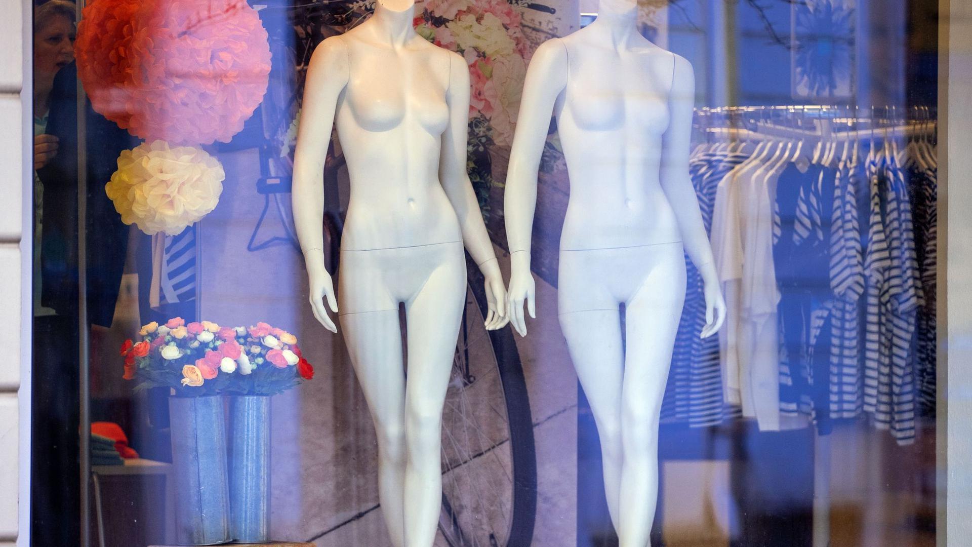 Der Lockdown hat den stationären Modehandel stark getroffen. Nun sieht er sich wieder im Aufwind.