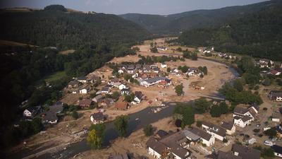 Die üblichen Policen in der Gebäudeversicherung umfassen Hochwasser und Überschwemmung meist nicht.