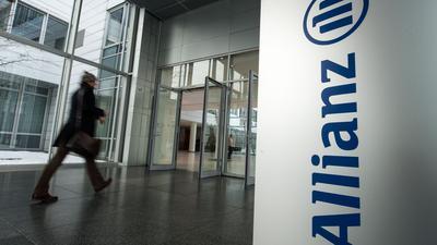 Die Allianz-Versicherung hat für 1,4 Milliarden Euro ein neues Büro-Hochhaus in der Frankfurter Innenstadt erworben.