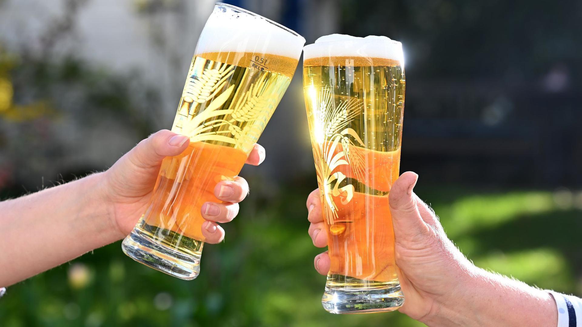 Das Statistische Bundesamt hat Zahlen zum Bierabsatz im ersten Halbjahr 2021 veröffentlicht.