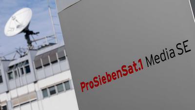 ProSiebenSat.1 ist mit der wirtschaftlichen Entwicklung zufrieden.