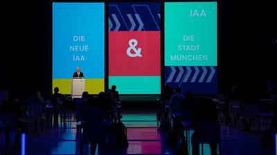 Die Internationale Automobilausstellung (IAA) 2021 geht vom 7. bis zum 12. September in München über die Bühne.