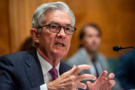 Jerome Powell, der Vorsitzende der US-Notenbank Federal Reserve.