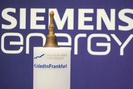 Siemens Energy ist seit einem Jahr an der Börse.