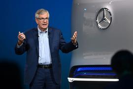 Martin Daum, Vorstandsvorsitzender Daimler Trucks & Buses.