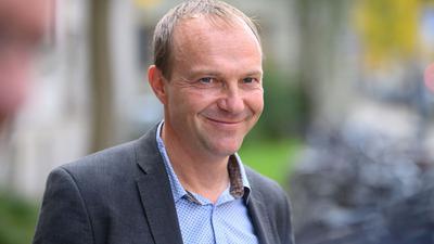 Wolfram Günther (Bündnis 90/Die Grünen), Umweltminister von Sachsen und Chef der Agrarministerkonferenz.