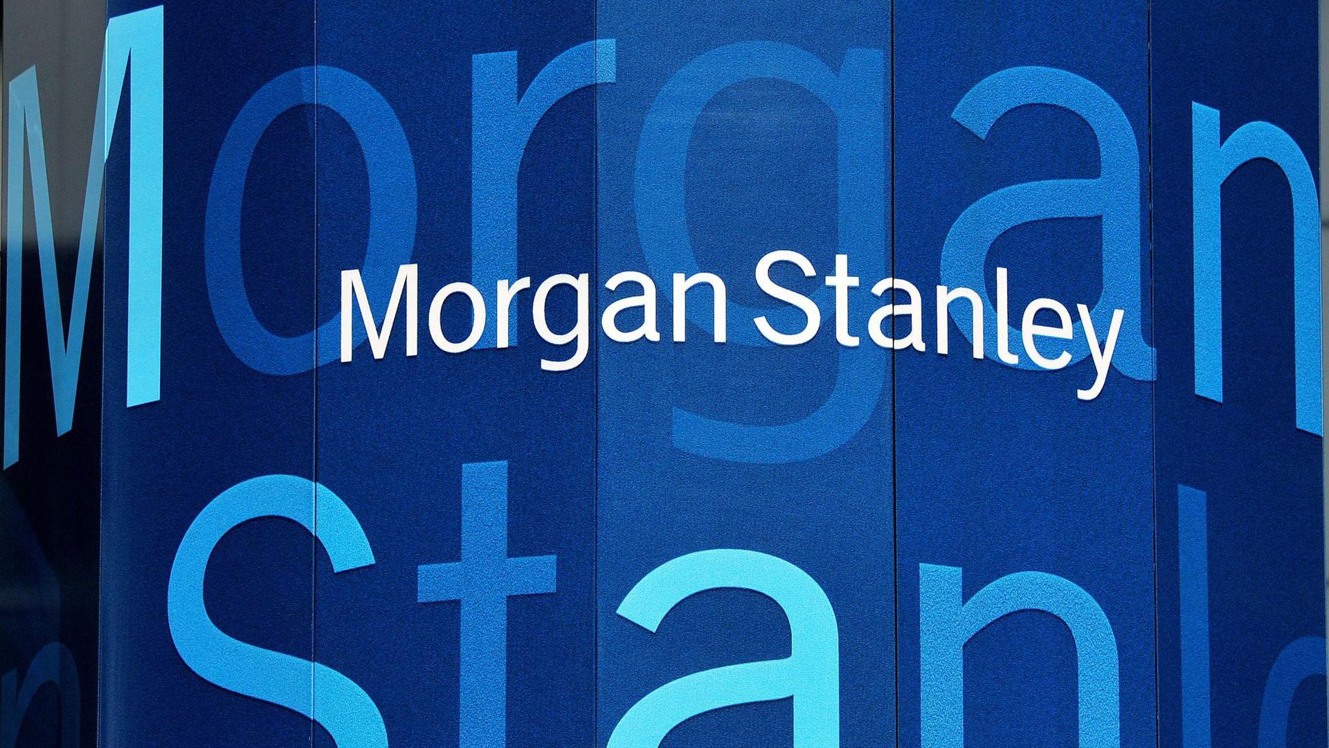 Das Geldhaus Morgan Stanley konnte seinen Profit steigern.