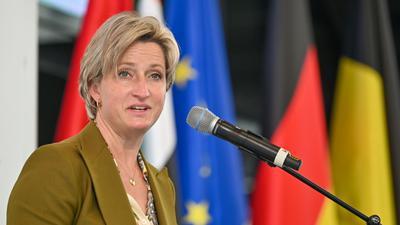 Baden-Württembergs Wirtschaftsministerin Nicole Hoffmeister-Kraut (CDU).