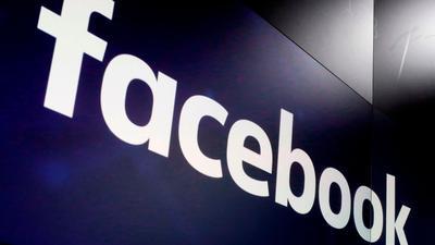 Das Logo von Facebook auf Bildschirmen an der Nasdaq MarketSite am New Yorker Times Square. (Archivbild)