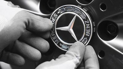 Daimler führt im Rastatter Mercedes-Benz-Werk wegen des Mangels an elektronischen Bauteilen Kurzarbeit ein.