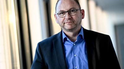 Frank Werneke, Verdi-Vorsitzender soll in den Aufsichtsrat der Deutschen Bank einziehen.