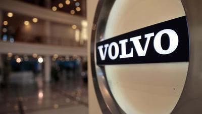 Der Autobauer Volvo rechnet beim Börsengang mit rund 20 Milliarden Kronen (2 Mrd Euro) Erlös.