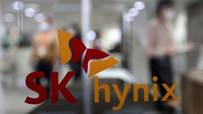 Der Chiphersteller SK Hynix ist weiter auf Höhenflug.