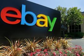 Nach dem Quartalsbericht landete die Ebay-Aktie im Minus.