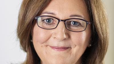 Edith Weymayr, Vorstandschefin L-Bank
