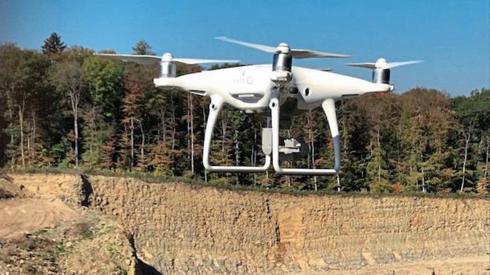 Bei der Suche nach Simon Paulus hat die Polizei erstmals eine Drohne eingesetzt.