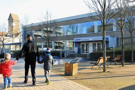 Pforzheim. Das Emma-Jaeger-Bad in Pforzheim ist geschlossen. Im Stadtrat geht es am 22.1.20 wieder um ein Bäderkonzept.