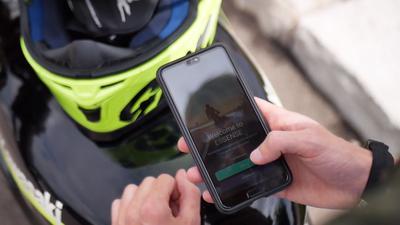 Essense ist der Name eines intuitiven Navigationssystems unter anderem für Motorradfahrer, das Studenten der Hochschule Pforzheim entwickelt haben