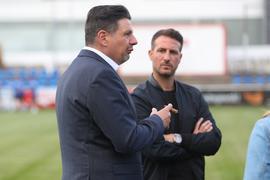 Geiser Markus Vorsitzender_Ricciardi Giuseppe Sportdirektor