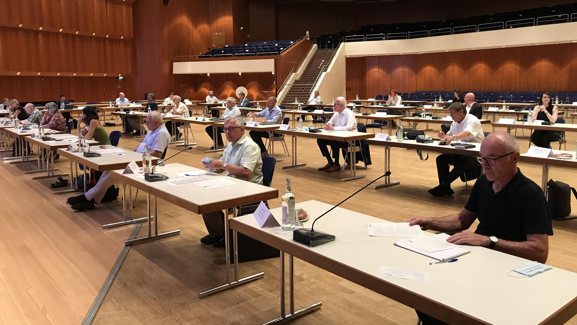 Der Mobilitätsrat Pforzheim tagt erstmals.