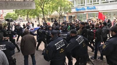 Rauer Ton: Immer häufiger finden Meldungen über attackierte Pforzheimer Polizisten den Weg in die Zeitung. Dabei gab es schon 2019 eine sprunghafte Zunahme an tätlichen Angriffen gegenüber Beamten in Pforzheim und Enzkreis.